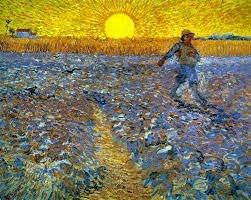 O semeador (segundo Millet)