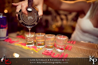 I Love Saturdays @ Rockwood Nightclub - Toronto