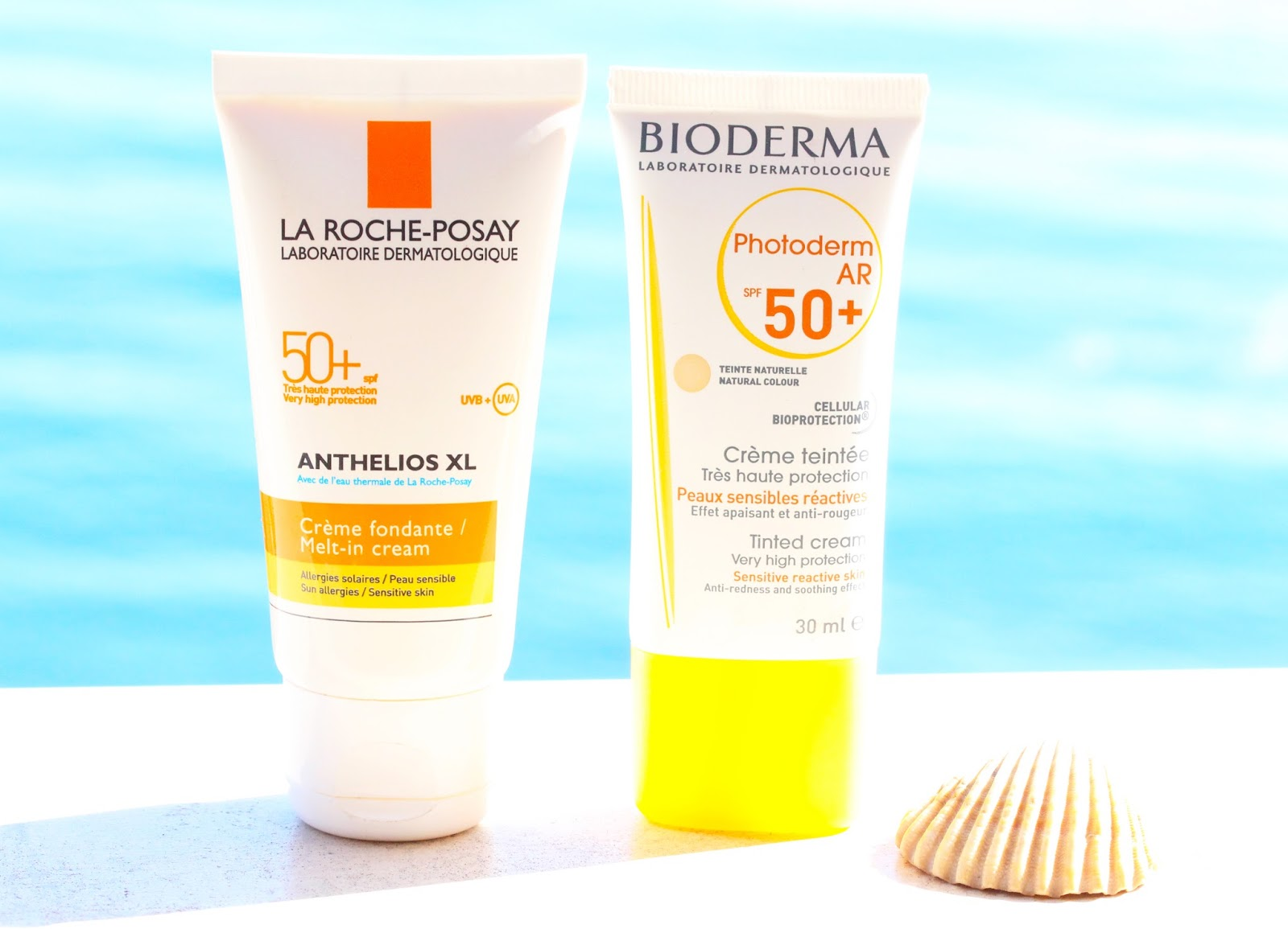 La Roche-Posay Anthelios XL Sunscreen