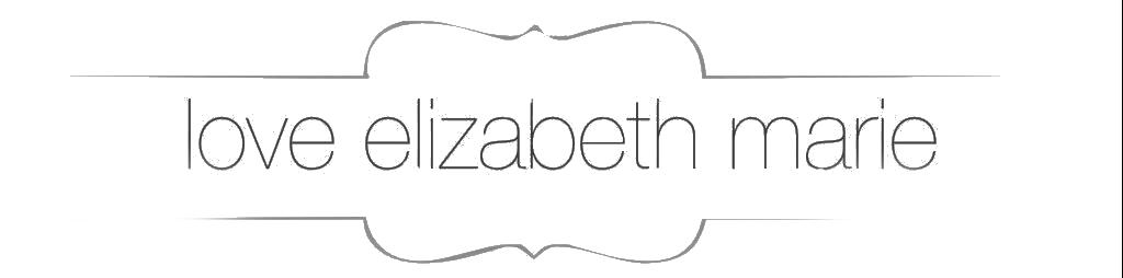 love elizabeth marie