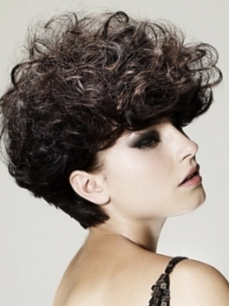Cortes y peinados del mundo cabello corto con rizos - Cortes de pelo nina rizado ...