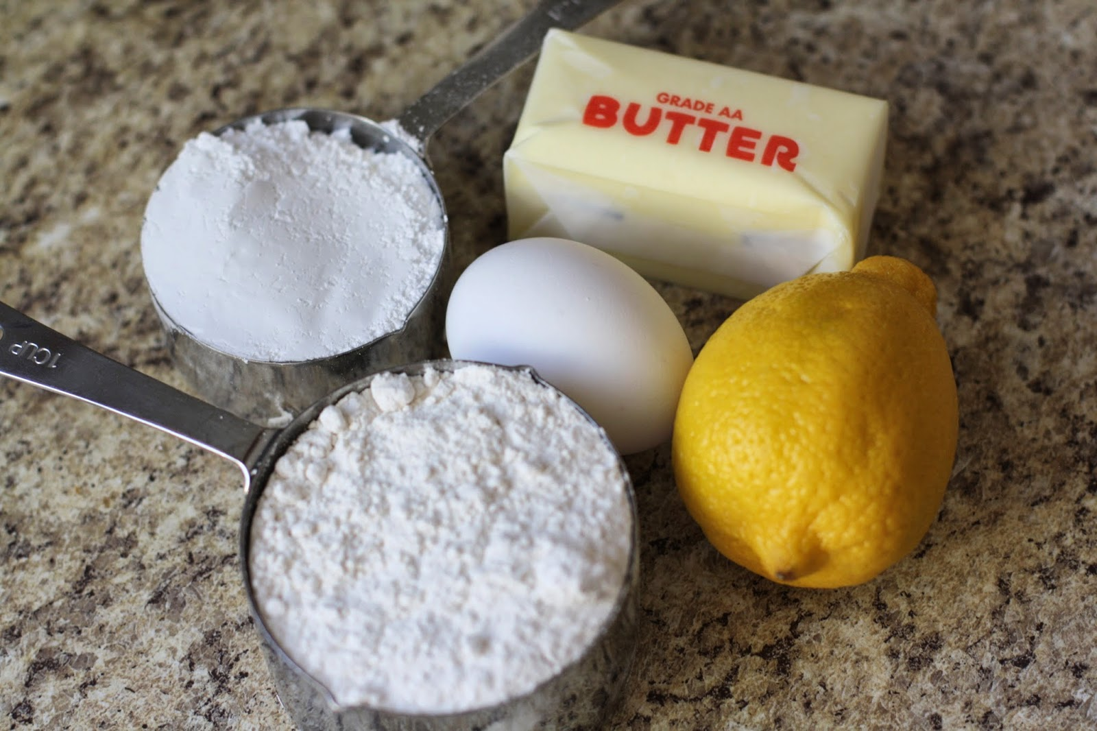LEMON ICE BOX COOKIES: Butter With A Side of Bread