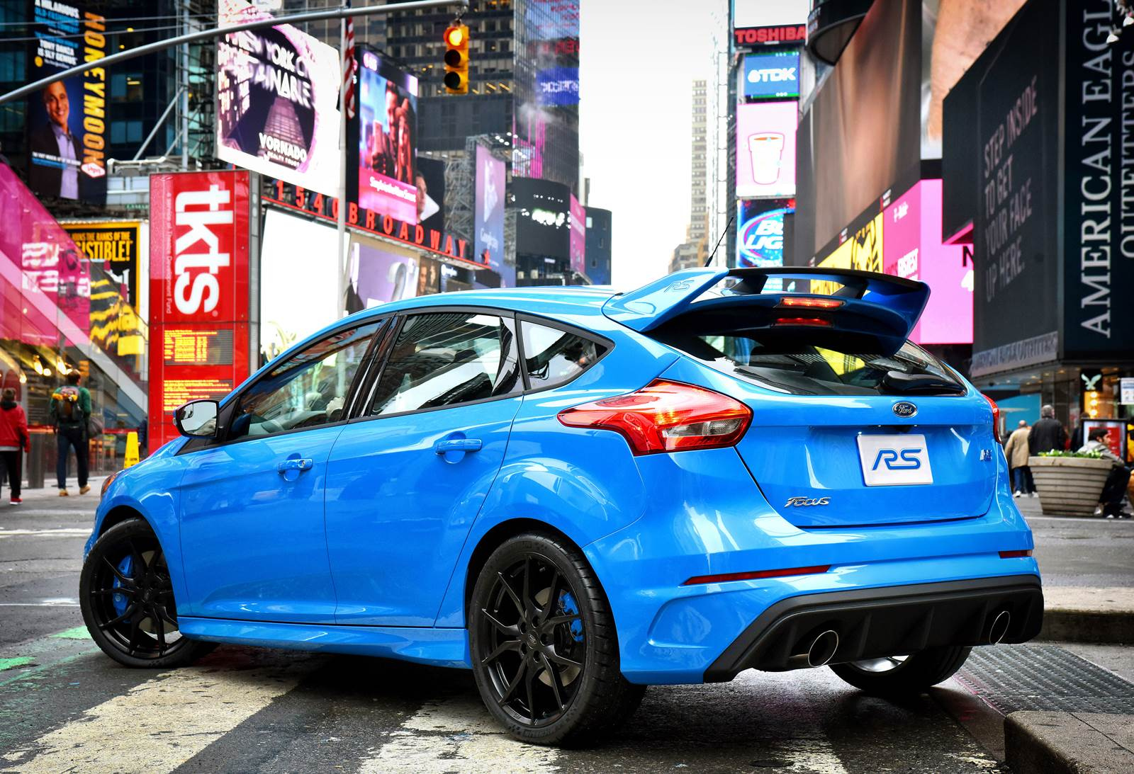 2016 Ford Focus RS US SPEC