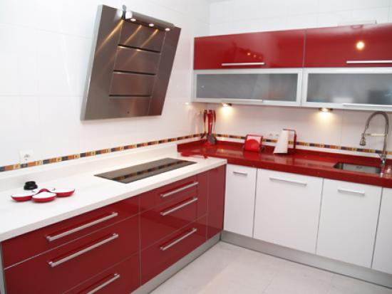 Kuher encimeras de cocina en zaragoza silestone compac - Tipos de cocinas ...