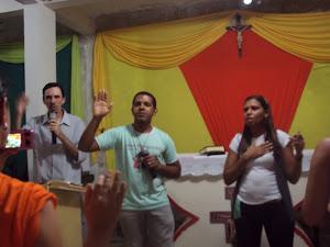 MISSÃO NO CARNAVAL