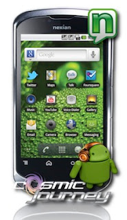 Android Nexian Cosmic Journey A892-1