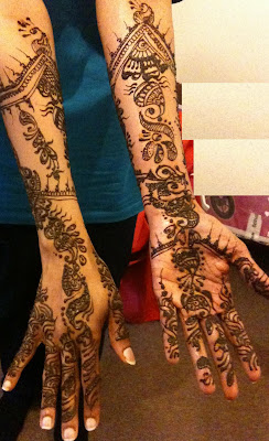 Eid India Mehndi Designs 2