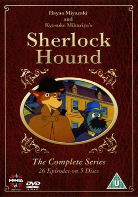 Sherlock Hound (Dub)