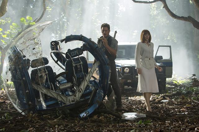Creíamos que lo habíamos visto todo, hasta que ha llegado el último tráiler de 'Jurassic World'