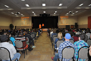 Ambassadors will guide prospective students and their families during Saturdays@SAM.