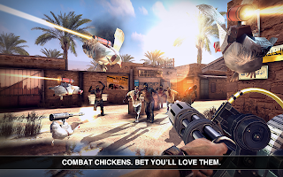 DEAD TRIGGER 2 Android Game