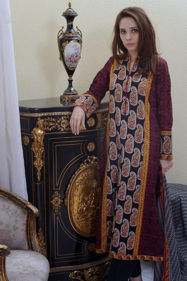 al karam spring summer dresses 2014