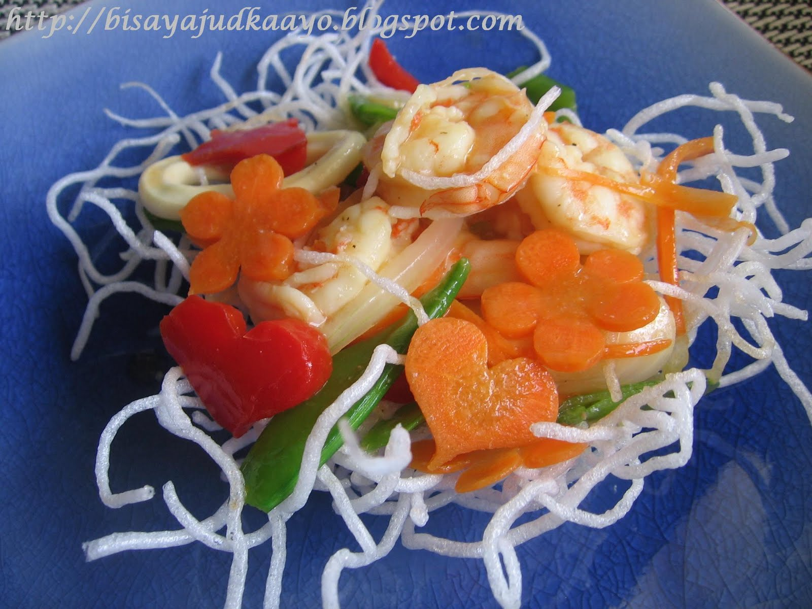 Inato lang Filipino Cuisine and More: FILIPINO SEAFOOD CHOPSUEY ON ...