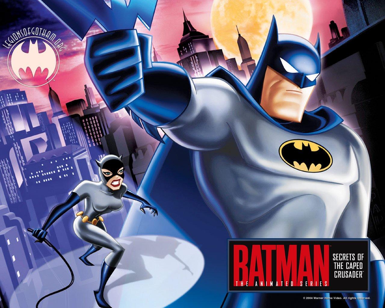 batman and superman cartoon wallpaper - photo #36