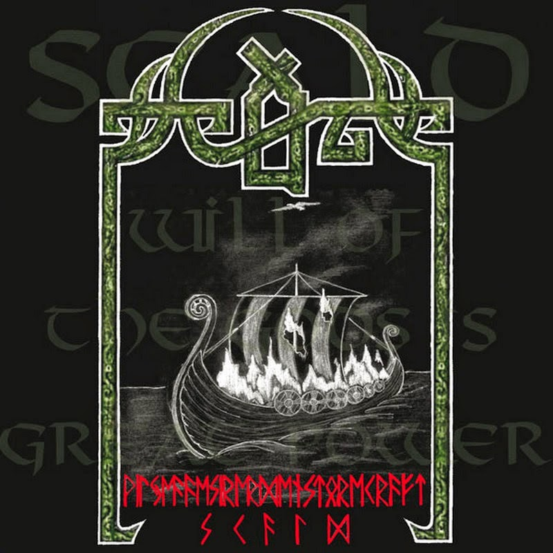Scald (Rus) - Will of Gods is a Great Power (1996)