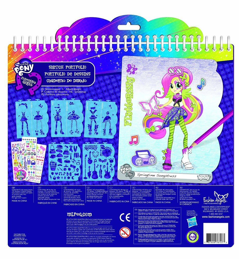 Mlp coloring pages dj pon 3 - Rainbow Rocks Fasion Sketch Portfolio Rainbow Rocks Fasion Sketch Portfolio