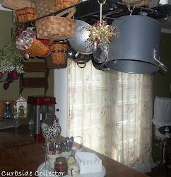 Ladder Pot Rack