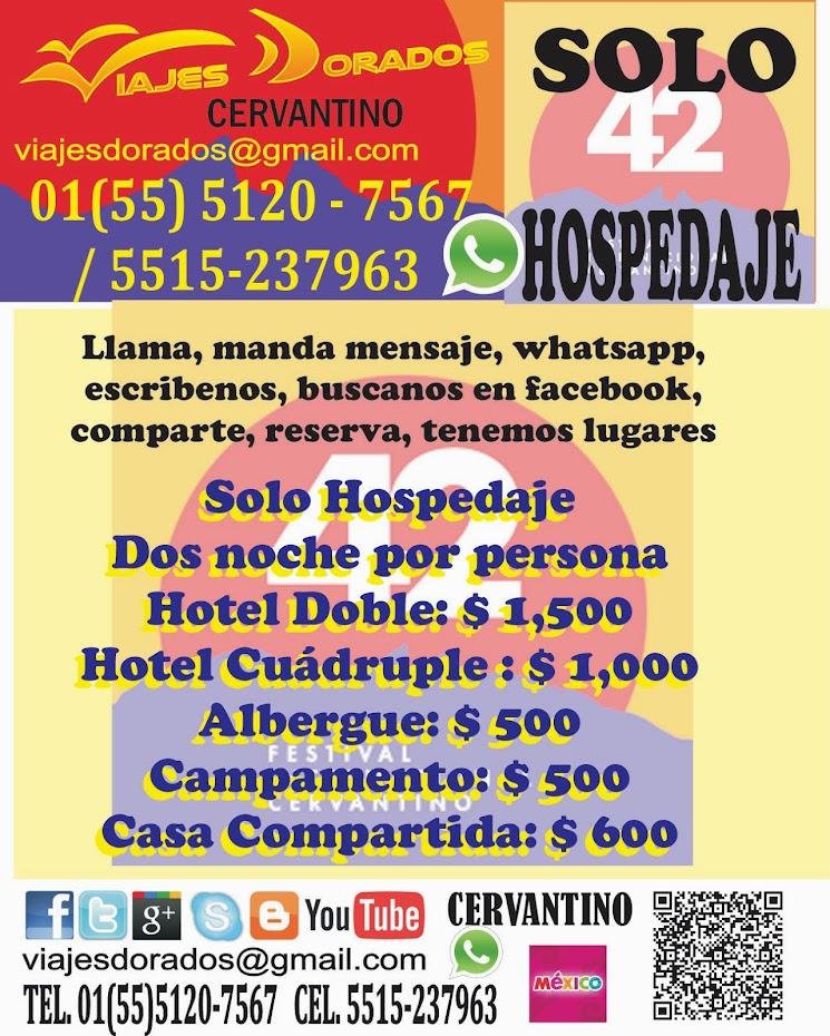 Hotel - Campamento - Casas - Albergue
