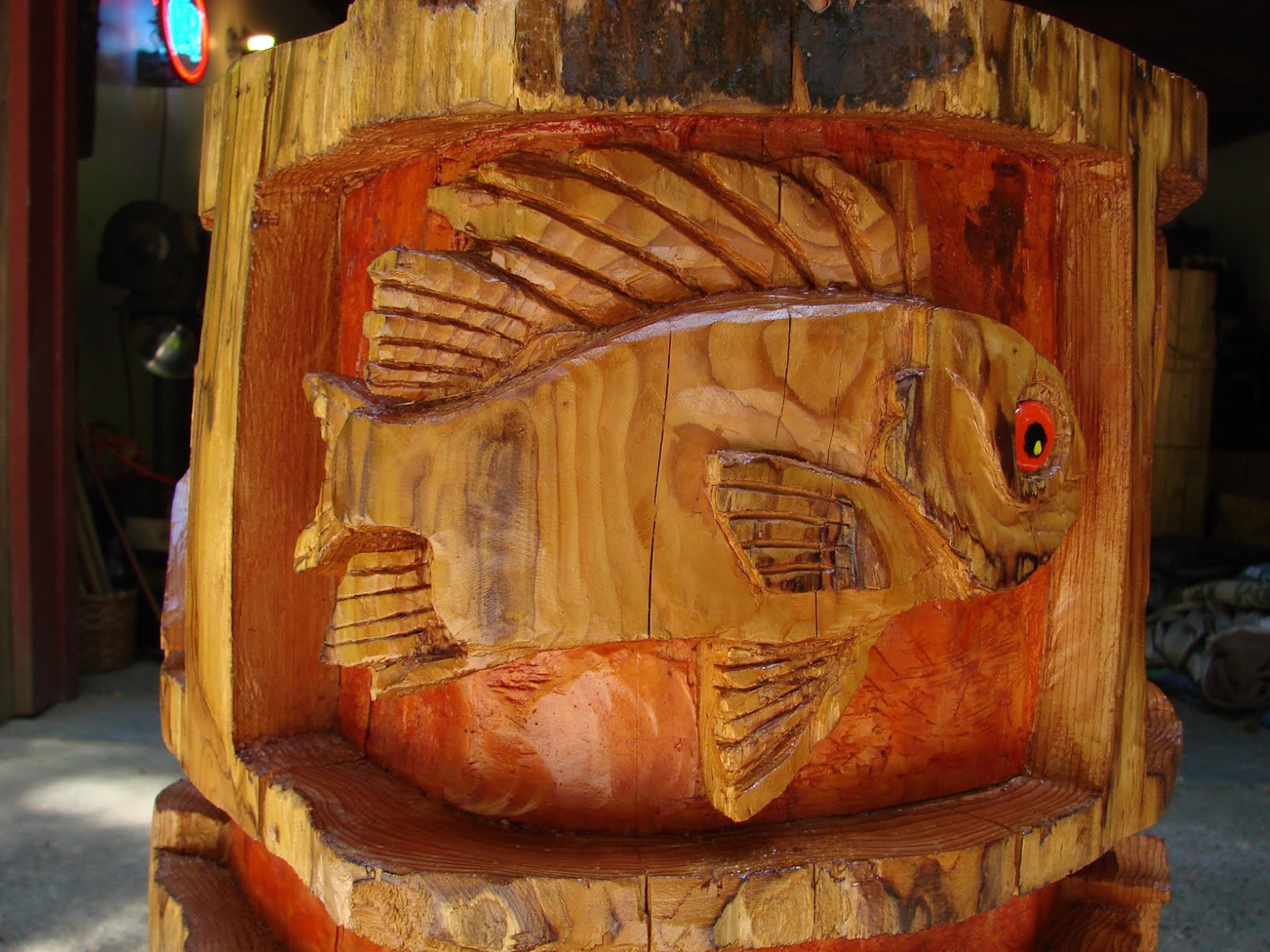 The Hawaiian fish I used is called an Alaihi.