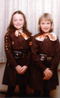 Brownies in Uniform