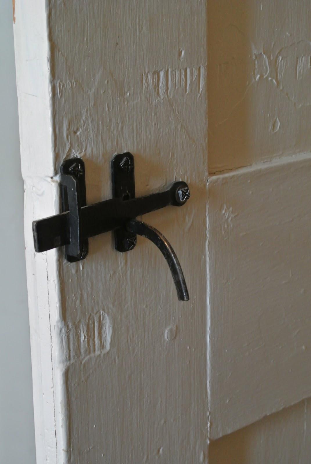 Life At Pugsley Minor Interior Door Repair 1830 S Thumb