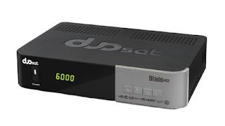 Atualizacao do receptor Duosat Blade HD V