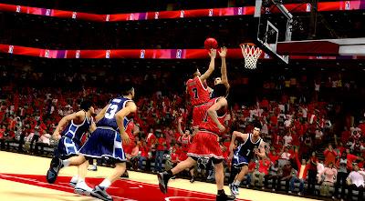 NBA 2K13 Slamdunk Mod