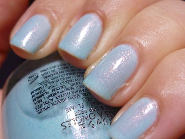nail polish anon sinful colors
