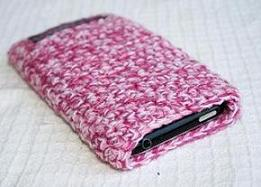 CROCHET IPHONE COZY in my Etsy-shop
