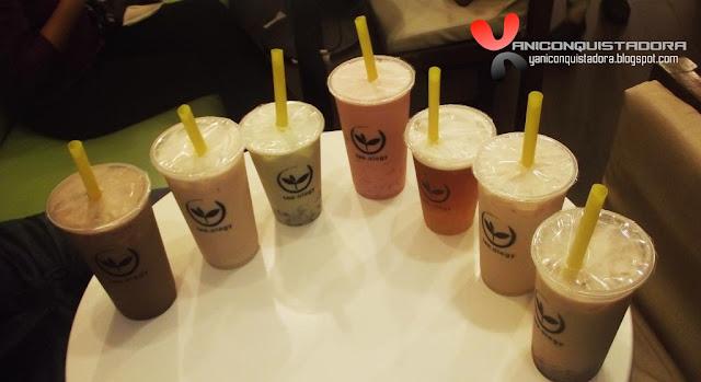 Tea.ology in Katipunan, Quezon City