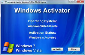 windows vista activator
