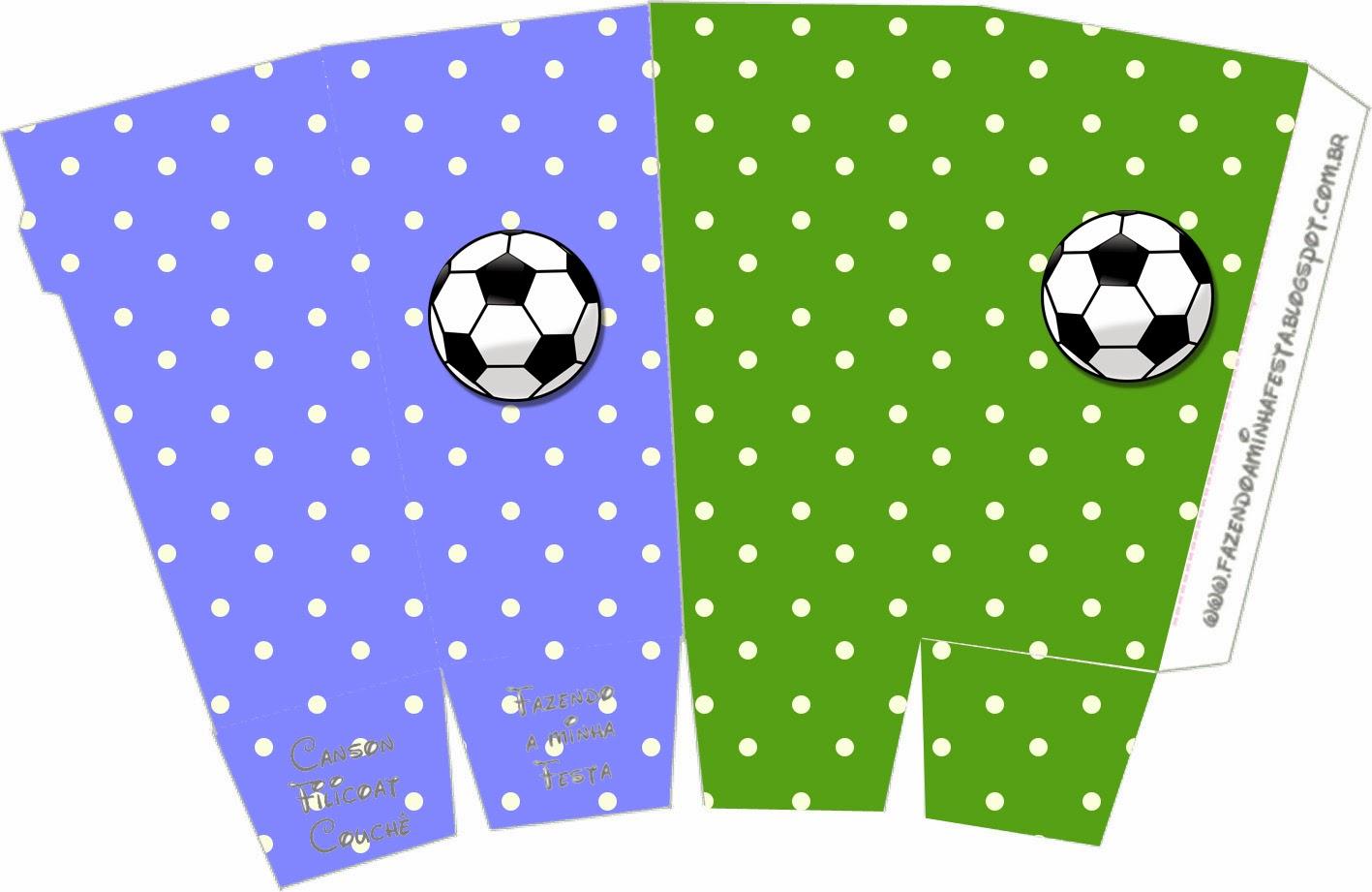 Fútbol: Cajas para Imprimir Gratis. | Ideas y material gratis para ...