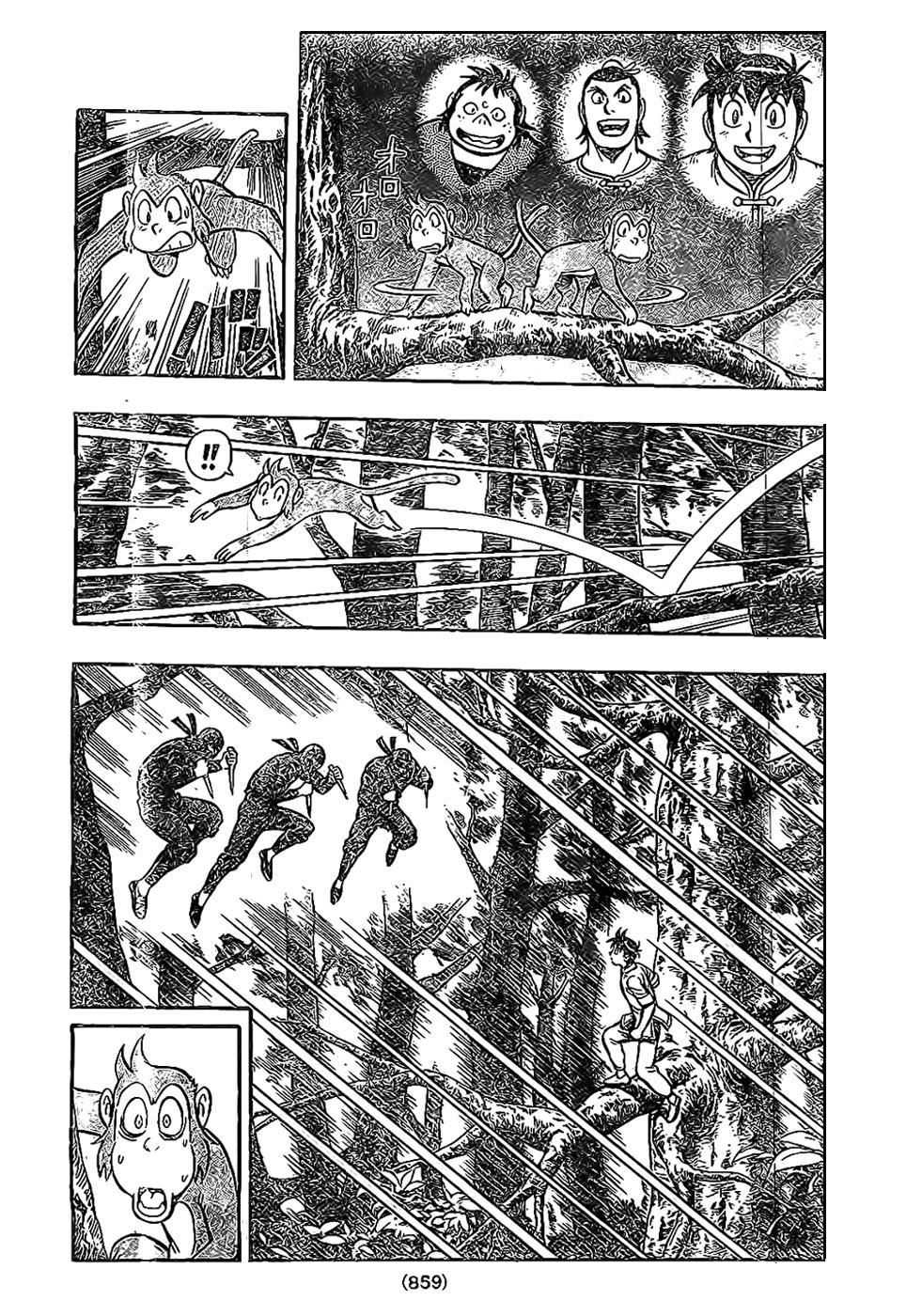 Hoàng Phi Hồng Phần 4 chap 85 Trang 10
