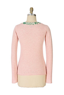 Anthropologie Spring Fever Sweater
