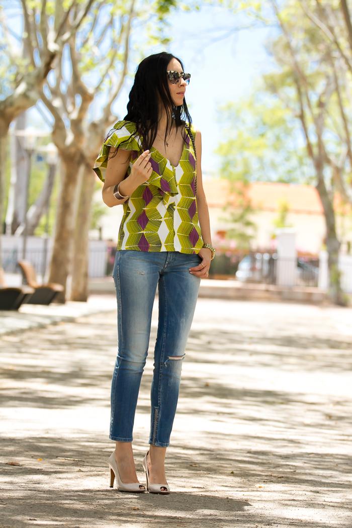 Blogger de moda y bellleza valenciana WOWS