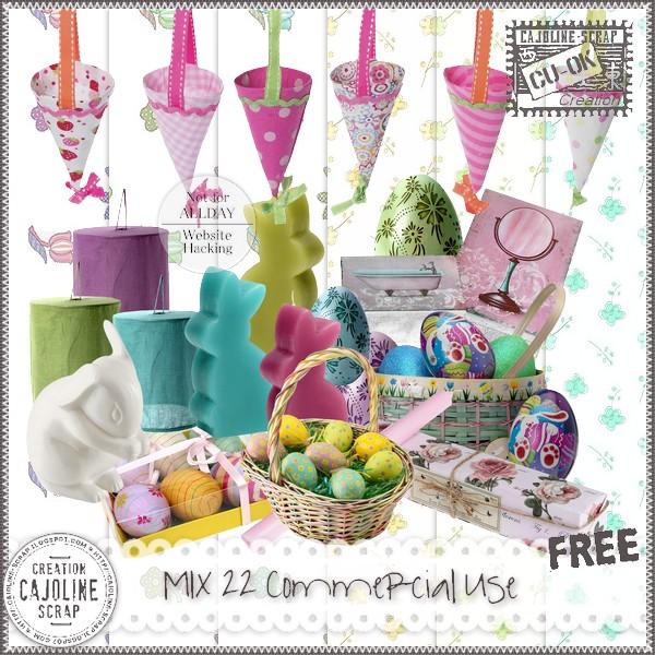 MIX 22 Commercial Use Cajoline_mix22_cu_