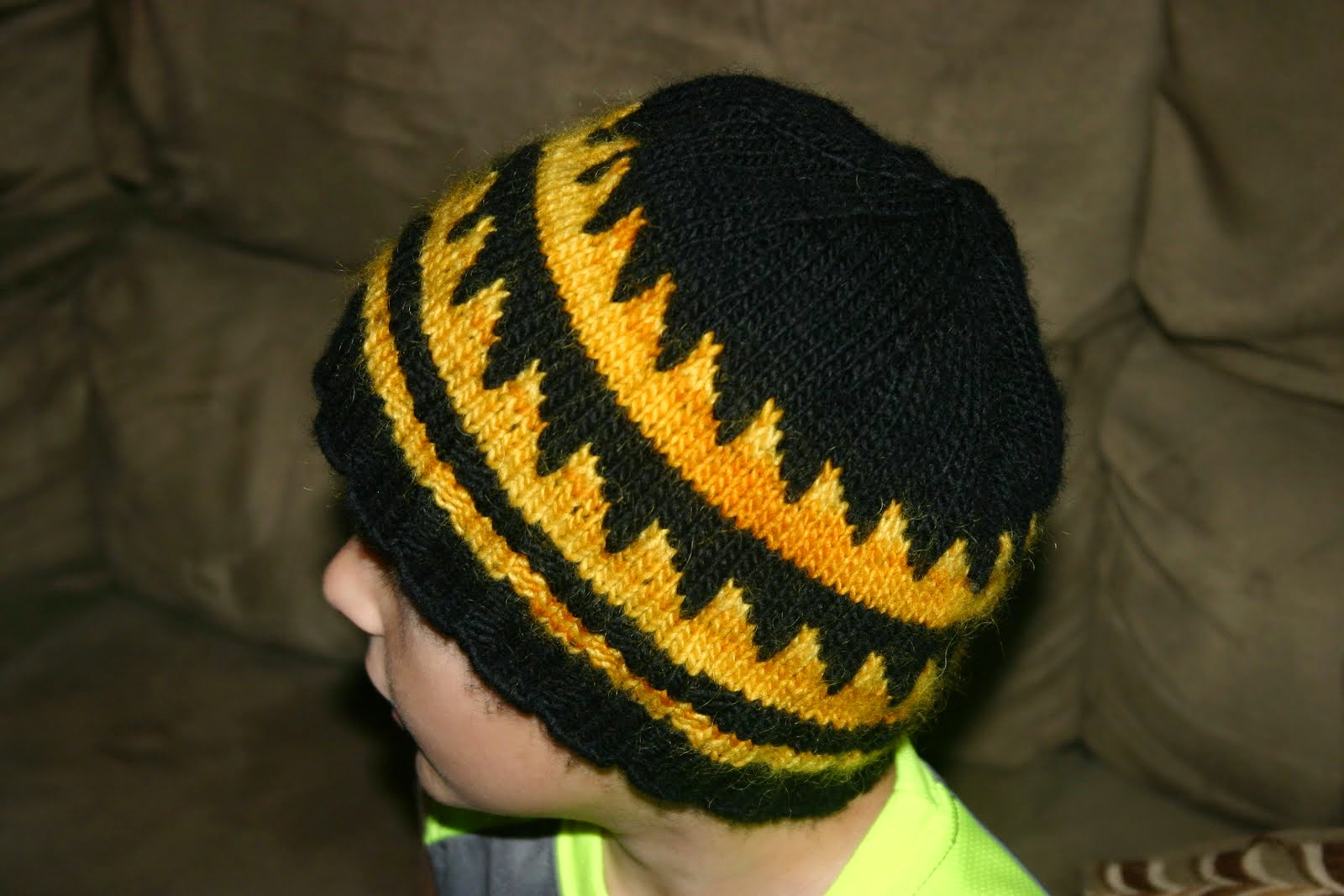 Solar Flares Hat