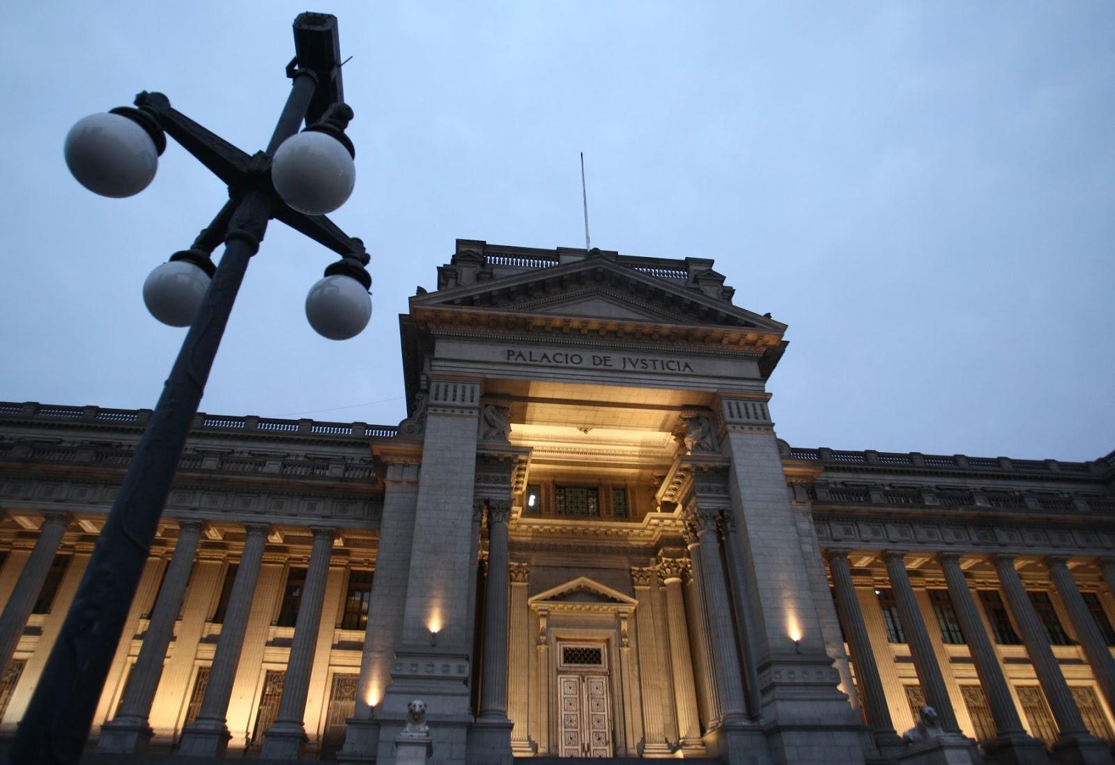 Servicio de Consulta y búsqueda de Expedientes Judiciales en Perú