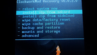 Root Android China SPC S1 dan Hard Reset CPU Speadtrum