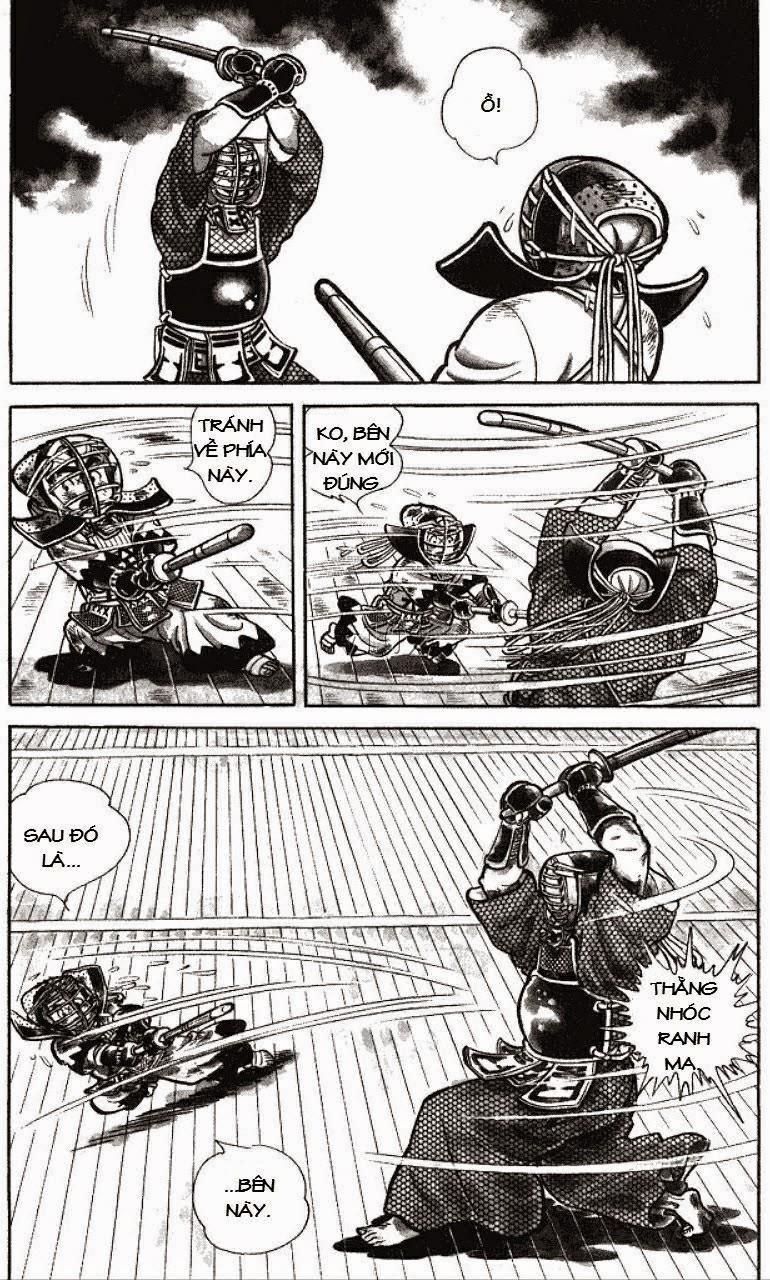 Siêu quậy Teppi chap 131 - Trang 19