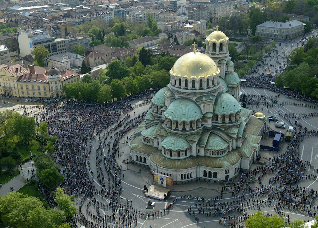 Vé máy bay đi Sofia giá rẻ 2015