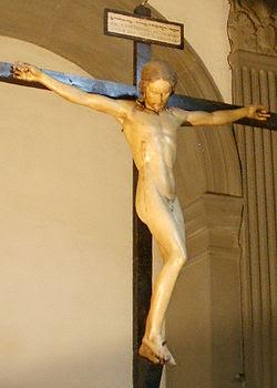 Crucifijo del Santo Spirito - Miguel Ángel Buonarrotti