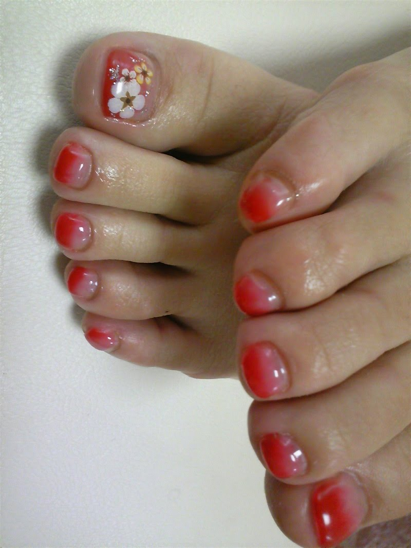 Nail designs: Toe nail art designs