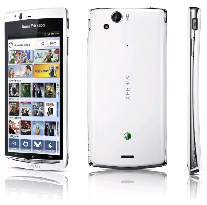Sony Ericsson Xperia Arc S - ICS - Media Refresh Problem - SOLVED!!!
