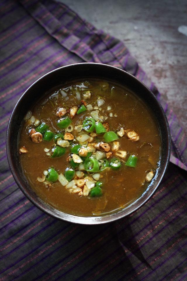 Amtekai - Hog Plum Gojju 6 | Indian Recipes
