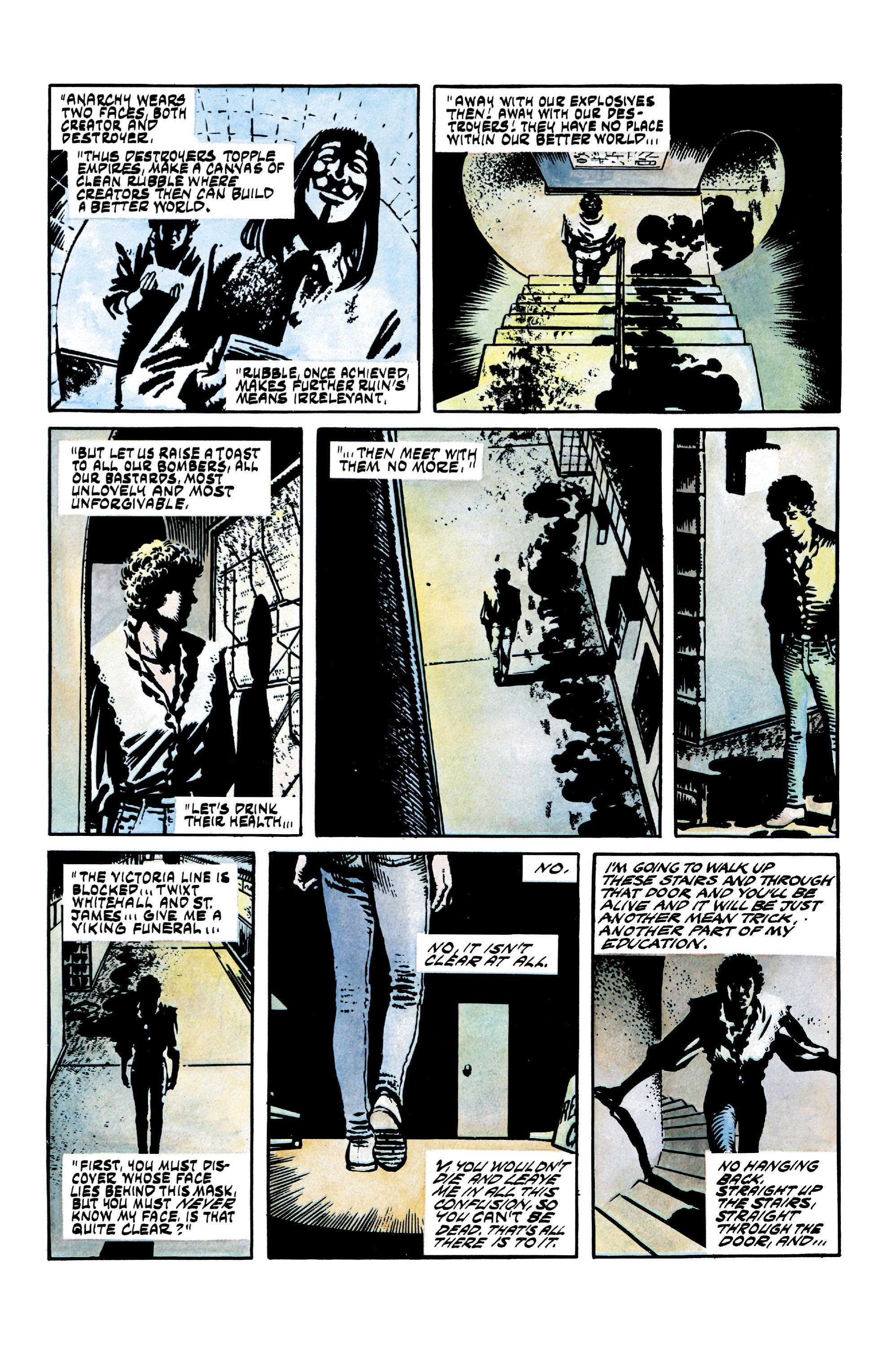 V for Vendetta chap 10 pic 12