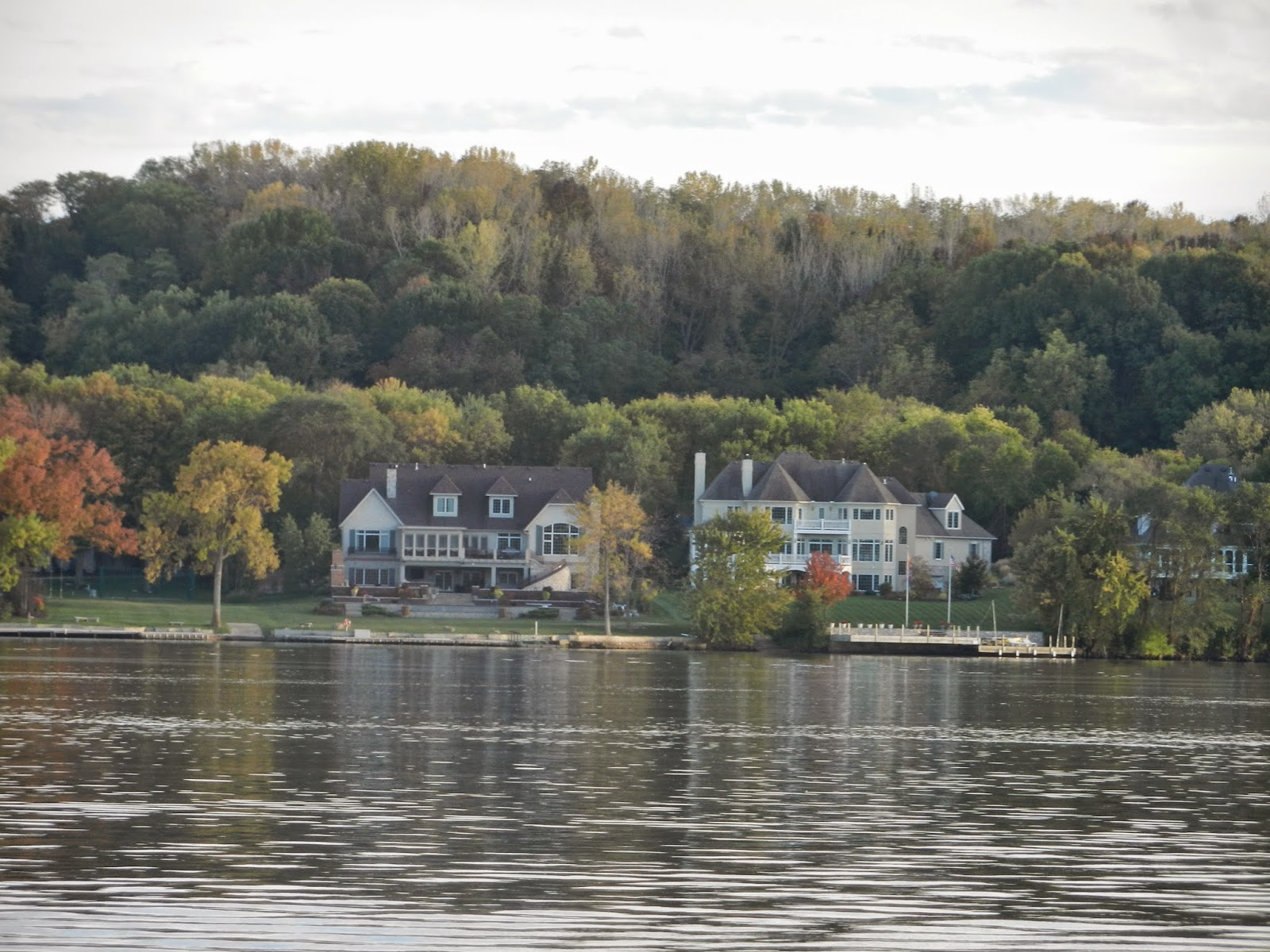 leclaire illinois river houses
