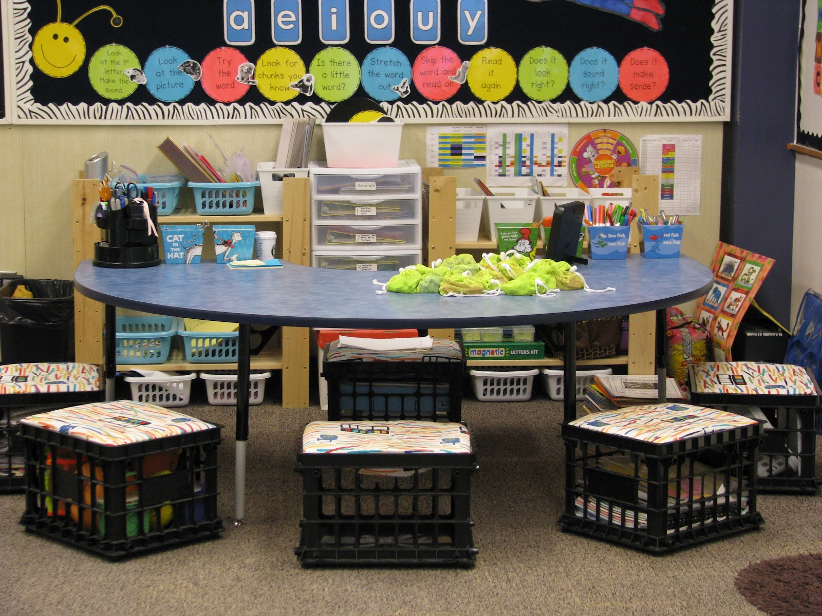 Reading Classroom Decoration ~ The reading corner my classroom