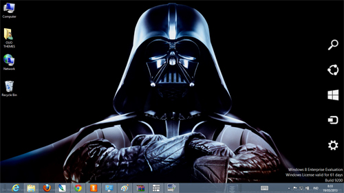 Star Wars Theme For Windows 7 And 8