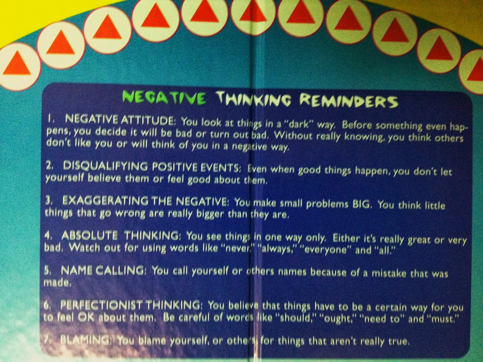Positive Thinking\u0027 Board Game Review | The Responsive Counselor